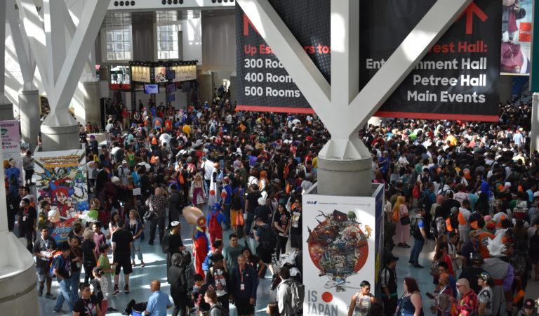 [RECAP] Anime Expo 2018: Day 2