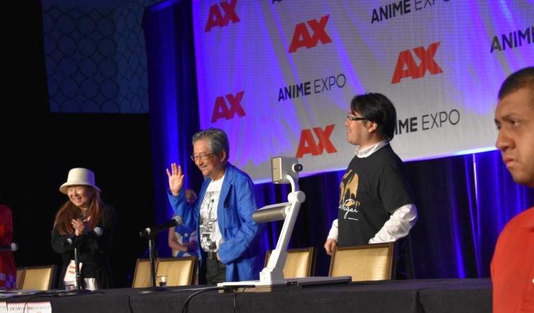Cutie Honey Universe Panel w/Go Nagai! – Anime Expo Day 3