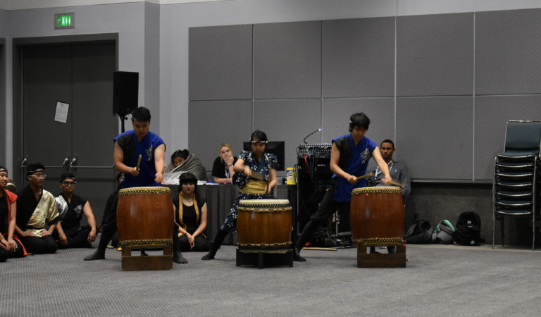 Taiko Demo and Workshop! – Anime Expo 2018 Day 1