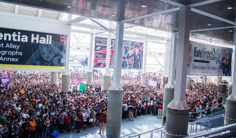 [RECAP] Anime Expo 2018: Day 1