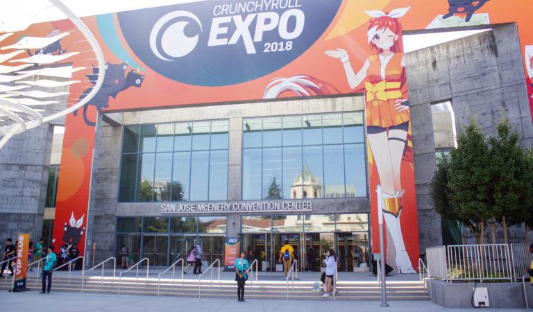 [RECAP] CRUNCHYROLL EXPO 2018