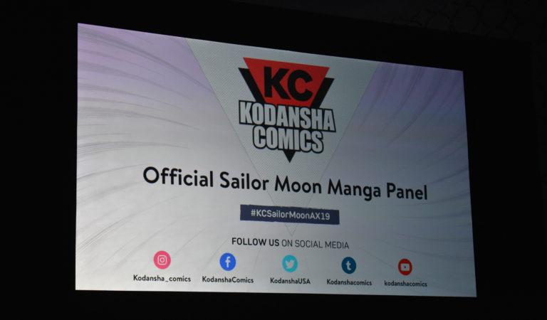 Kodansha's Official Sailor Moon Manga Panel [Recap]
