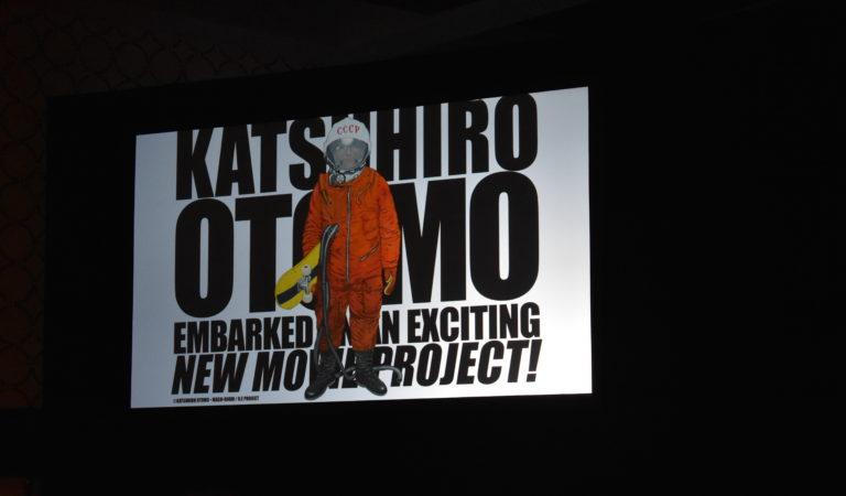 """Legend, Katsuhiro Otomo New Projects Announcement"" Panel [Recap]"