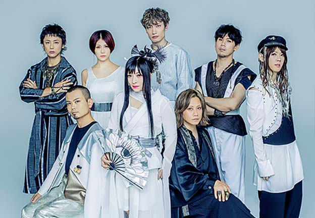 Amy Lee, lead singer of Evanescence, to join WAGAKKIBAND on stage at their Premium Symphonic Night Vol. 2 show at Osaka-Jo Hall