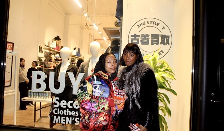 """Explore This New Japanese """"Reuse"""" Clothing Store with KKS – and Put on Your Dancing Shoes"""