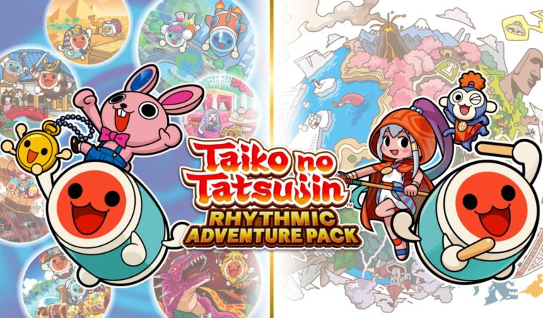 Ravamped Taiko no Tatsujin RPG Adventure Announced