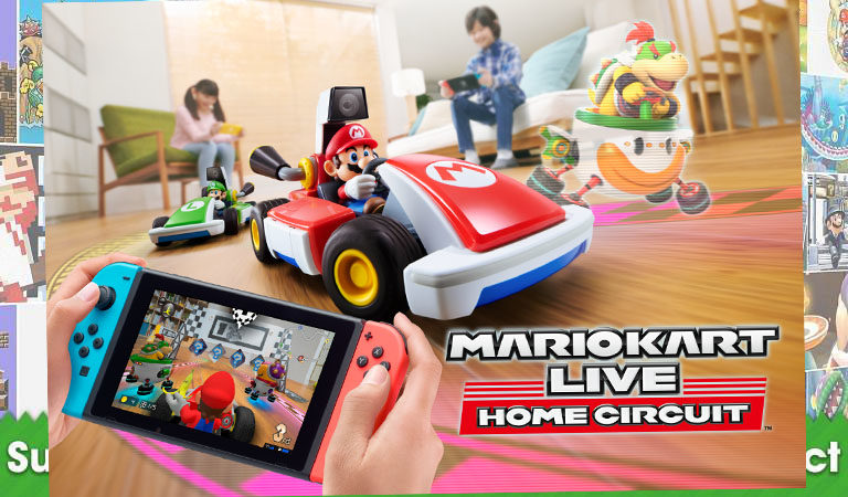 Nintendo announces Mario Kart Live: Home Circuit augmented reality game for Nintendo Switch