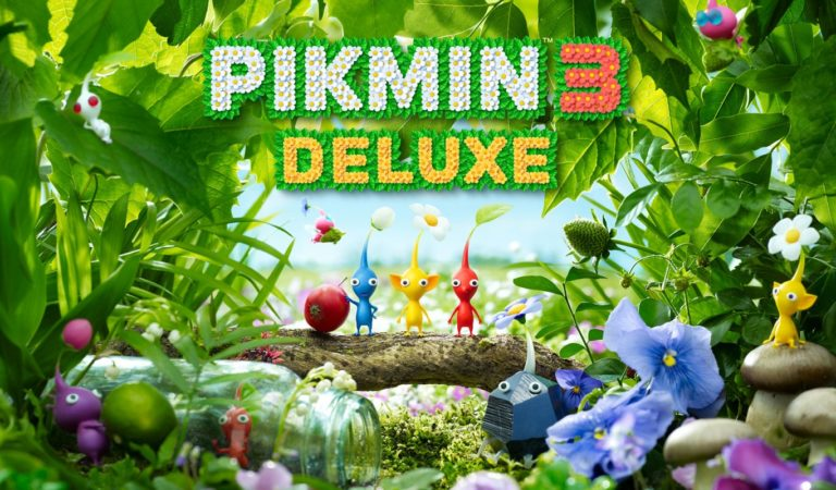 The Newly Enhanced Pikmin 3 Deluxe Takes Over!