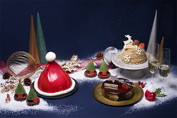 Amazing Christmas cakes in Japan 2020