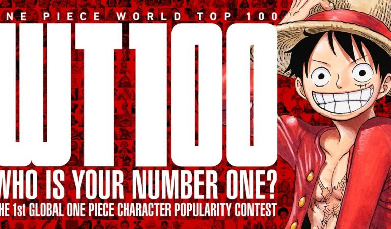 Celebrates 1000th Chapter of ONE PIECE with The First Global Character Popularity Contest