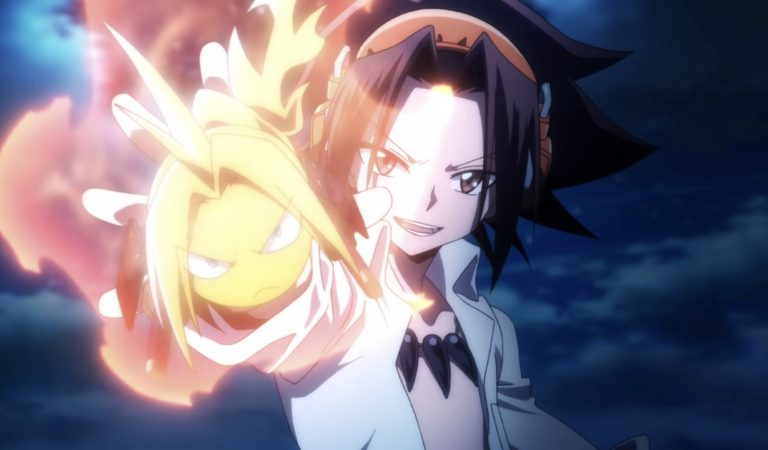 2021 Shaman King New PV Released