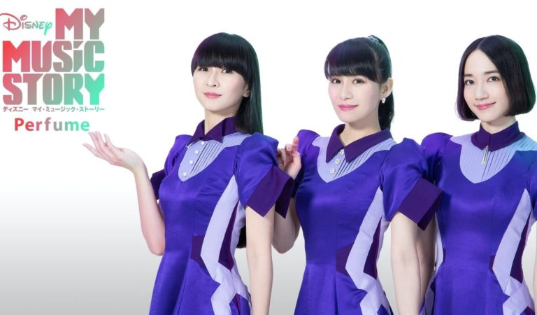 Perfume's Documentary Now Available on Disney+