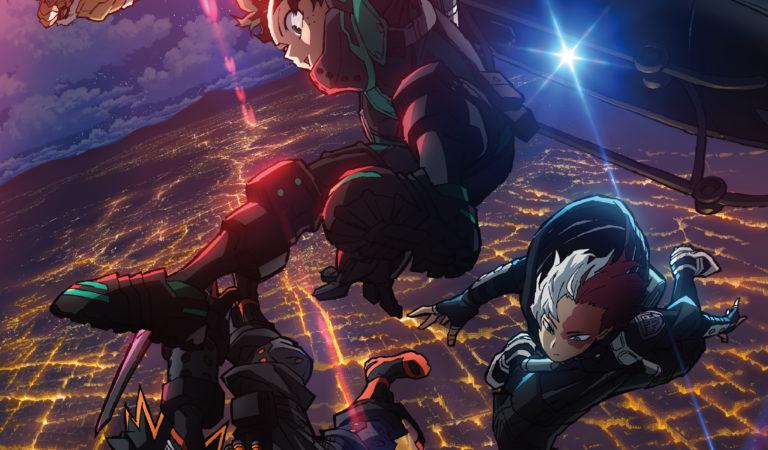 """My Hero Academia: World Heroes' Mission""Hitting U.S. Theaters on 10/29"