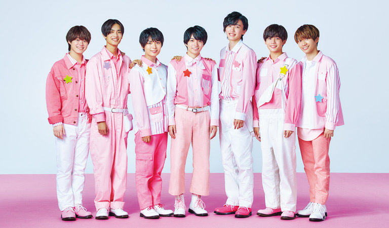 J-POP Idol, Naniwa Danshi Launches A YouTube Channel & Invites Fans to Join a Special Campaign
